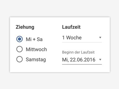 Lotto Postleitzahl