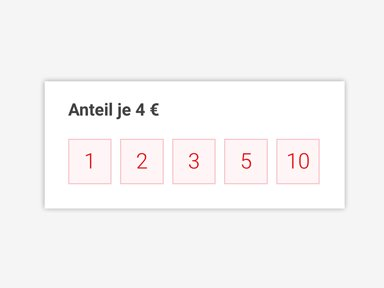 LOTTO System Chance Anteil