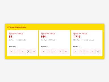 Lotto 6aus49 Spielanleitung System Chance Lotto Hessen