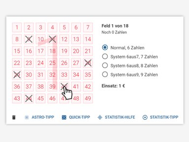 Wie Spielt Man Lotto Die Lotto 6aus49 Anleitung Lotto Hessen
