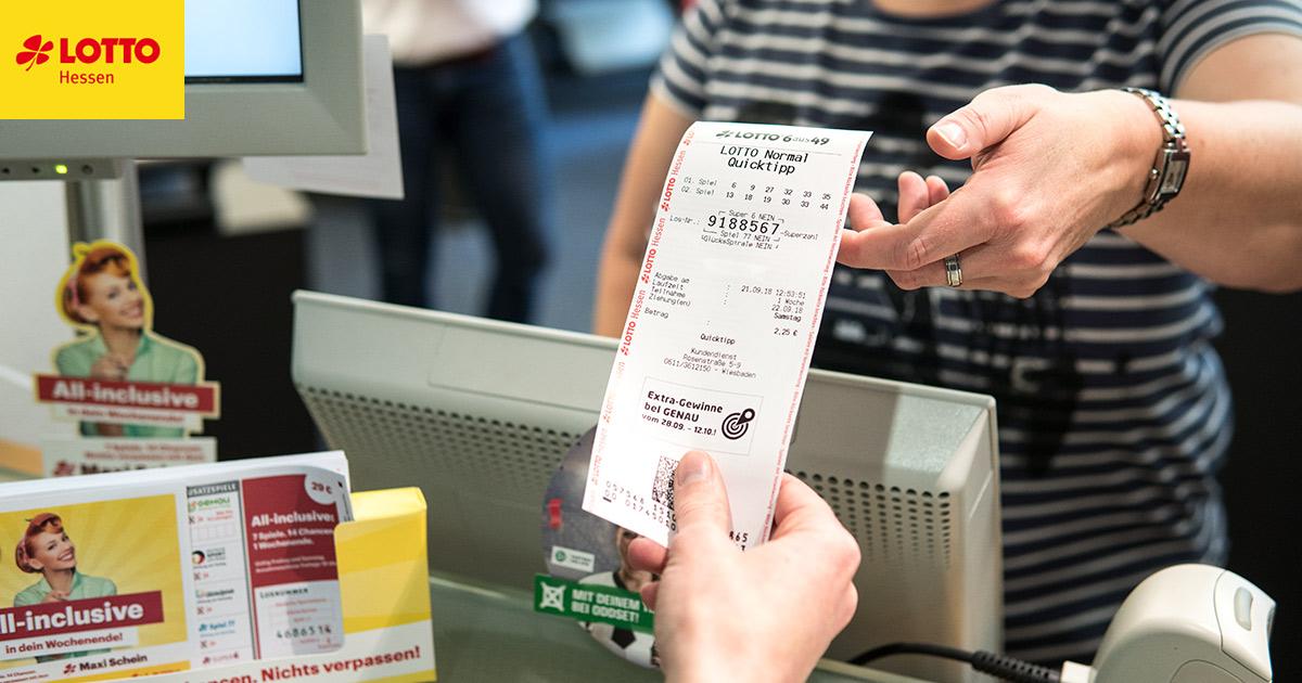 Lotto Hessen Gewinn
