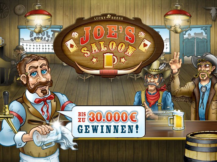 Joe's Saloon