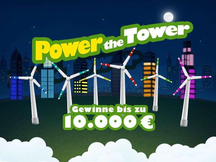 Power the Tower