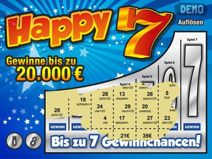 Lotto Rubbellose Gewonnen
