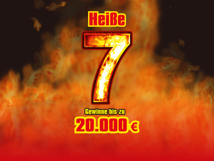 heiße 7 lotto