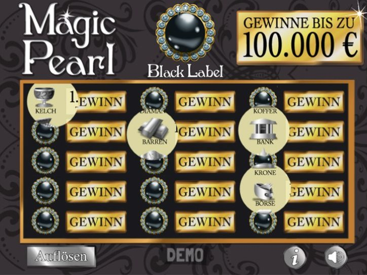 black pearl rubbellos