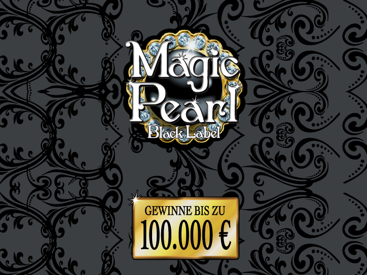 Magic Pearl Black Label