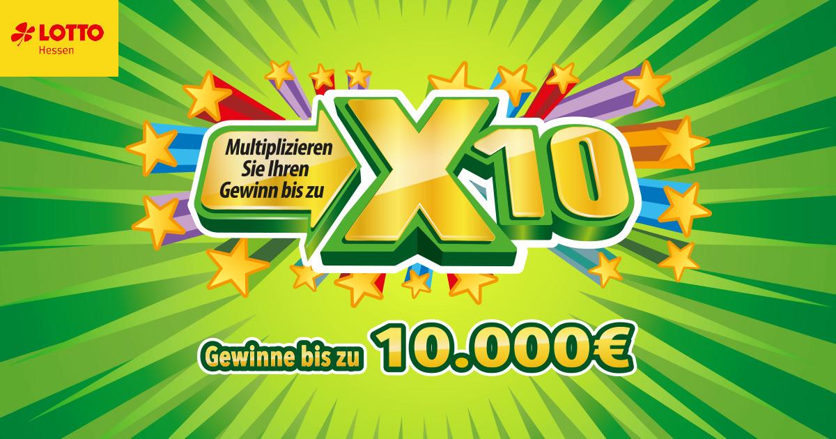 Lotto Hessen Rubbellose