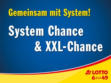 LOTTO System Chance & XXL-Chance