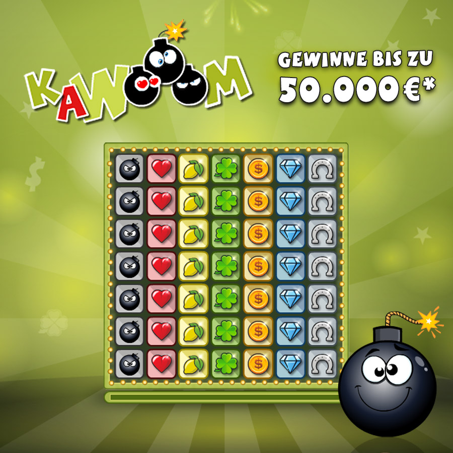 "NEU: Unser Online-Game ""KAWOOOM"""