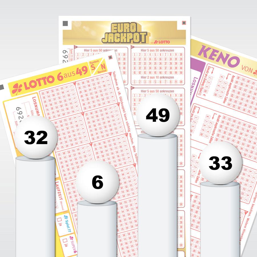 Eurojackpot Häufige Zahlen