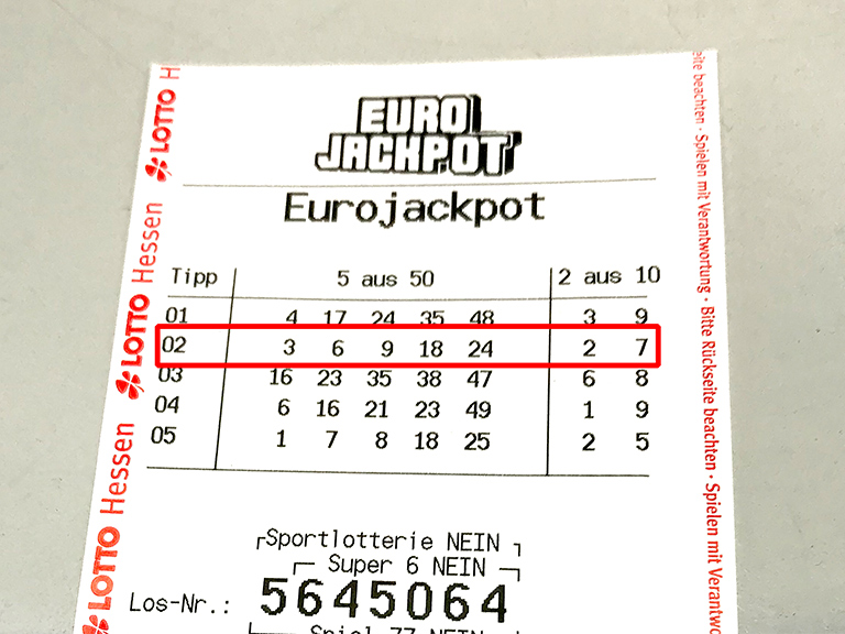 Hessen Lotto Quoten