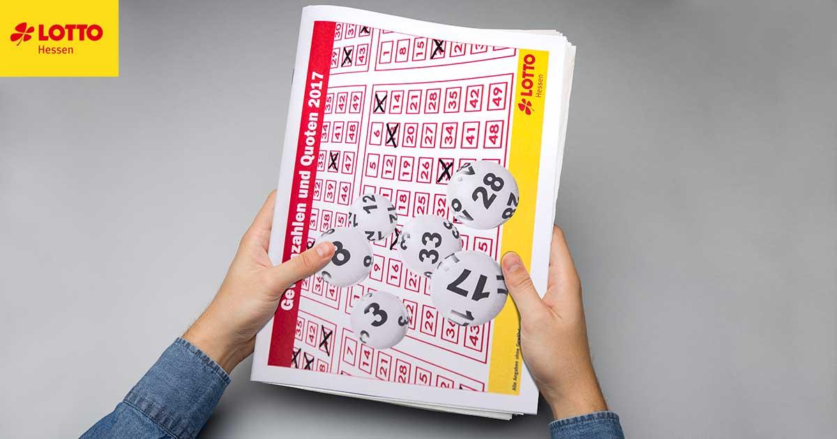 Hessen Lotto Gewinnzahlen