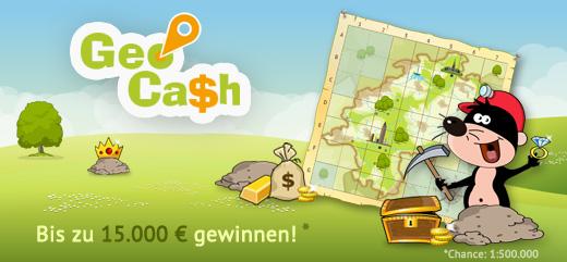 Online-Game GeoCash
