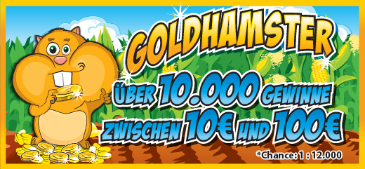Online-Game Goldhamster