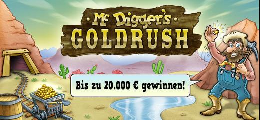 Online-Game Goldrush
