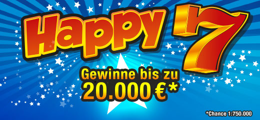 Online-Game Happy 7