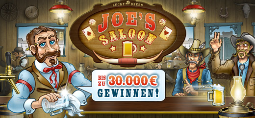 Online-Game Joes Saloon