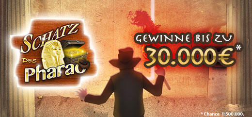 Online-Game Schatz d. Pharao