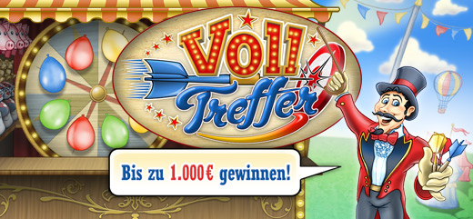 Online-Game Volltreffer