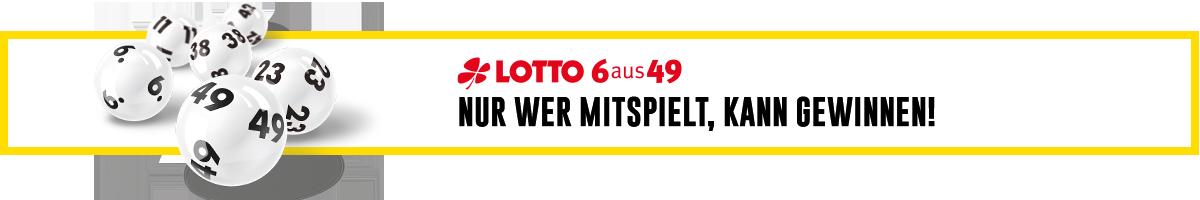 Lottozahlen vom Mittwoch, 04.08.2021